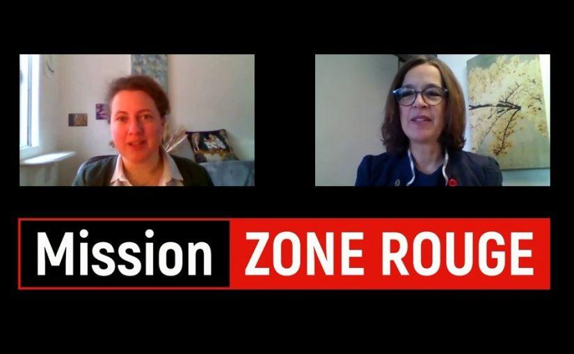 Mission zone rouge : au cœur de la pandémie